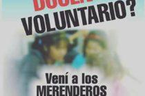 [Corrientes] Convocan a docentes voluntarios en los Comedores Comunitarios