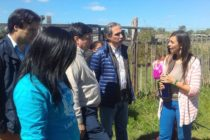 [La Plata] Maia Luna: Es notorio el estado de abandono de nuestros barrios