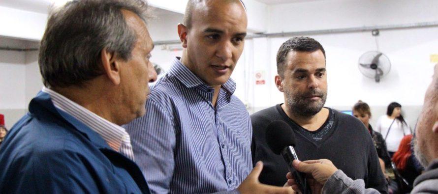 [Moreno] Se frmó el Compromiso con la Agenda Social