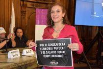 [CABA] Presentaron el Compromiso Parlamentario por la Emergencia Social