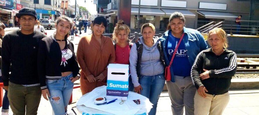 [San Isidro] Consulta Popular #QueVuelvaElTren