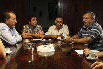 [Mendoza] El Senador Mancinelli visitó a los directivos de la Vitivinícola San Carlos Sud