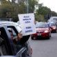 Donda y Stolbizer en San Juan marchando contra la contaminación