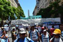 [CABA] Barrios de Pie marchó al Ministerio de Energía
