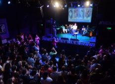 Cierre campaña de Progresistas ciudad de Buenos Aires