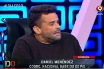 """""""Otra de Carrió"""". Respuesta de Daniel Menendez."""