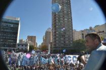 Mas de 50.000 personas marcharon por el Día del Trabajador