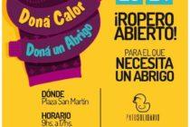 [Córdoba] Nos sumamos al ropero comunitario más grande de Córdoba