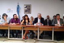 Victoria Donda nueva presidenta de la comisión de DDHH