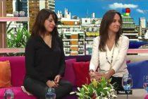 [San Isidro] Donda con Malena Galmarini sobre paridad en la política