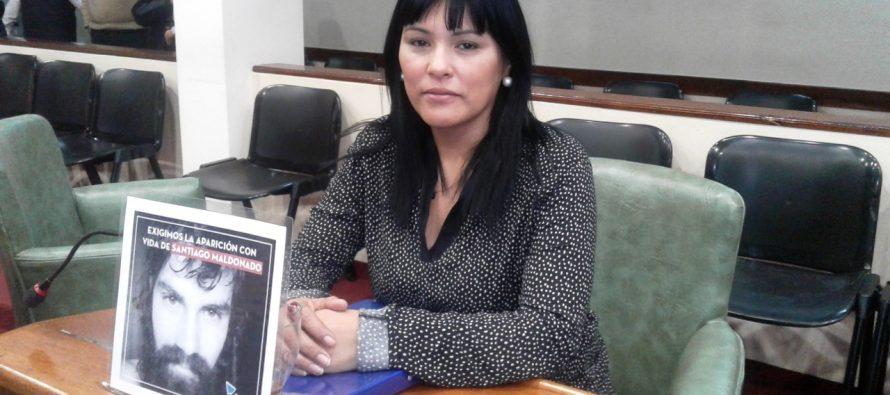 [San Isidro] El HCD expresó preocupación por la desaparición de Santiago Maldonado