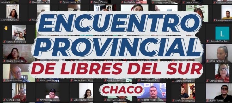 [Chaco] Libres del Sur buscará conformar un tercer espacio político.