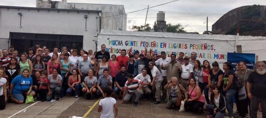 [Ituzaingó] Nace y crece un nuevo espacio social en Ituzaingó
