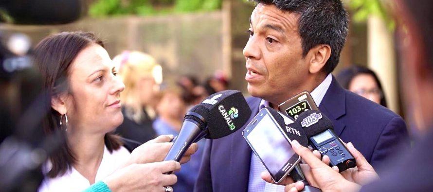 """[Neuquén] Jesús Escobar: """"Insistimos en tarifas más bajas para los patagónicos"""""""