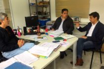 [Plaza Huincul] Escobar y Matzkin gestionan obras para el tramo Challacó de ruta 22