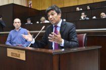 """[Neuquén] Jesús Escobar: """"Hay que suspender el aumento de tarifas para las Pymes"""""""