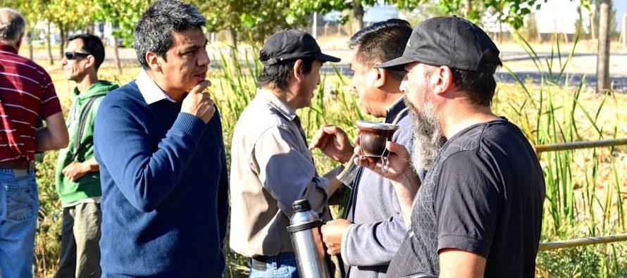 """[Neuquén] Jesús Escobar: """"Nuestra solidaridad y apoyo a los trabajadores de Cerámica Neuquén"""""""