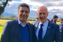 [Neuquén] Jesús Escobar participó del encuentro nacional de Consenso Federal