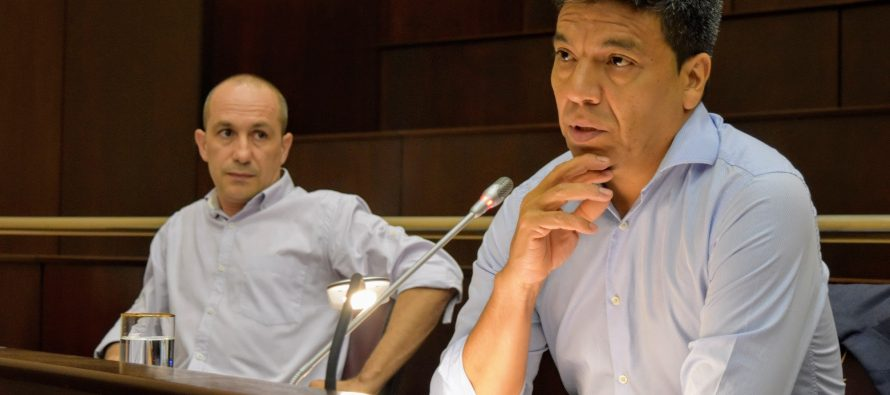 """[Neuquén] Escobar: """"El pacto fiscal enfrenta los intereses de Macri con la calidad de vida de los jubilados"""""""