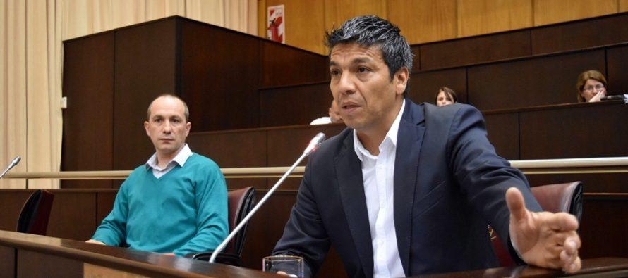 """[Neuquén] Jesús Escobar: """"Crear un ministerio de Ambiente es una necesidad urgente"""""""