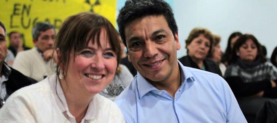 [Neuquén] Jesús Escobar y Magdalena Odarda cerrarán juntos sus campañas