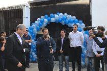 [Avellaneda] Barrios de Pie inauguró fábrica de zapatillas