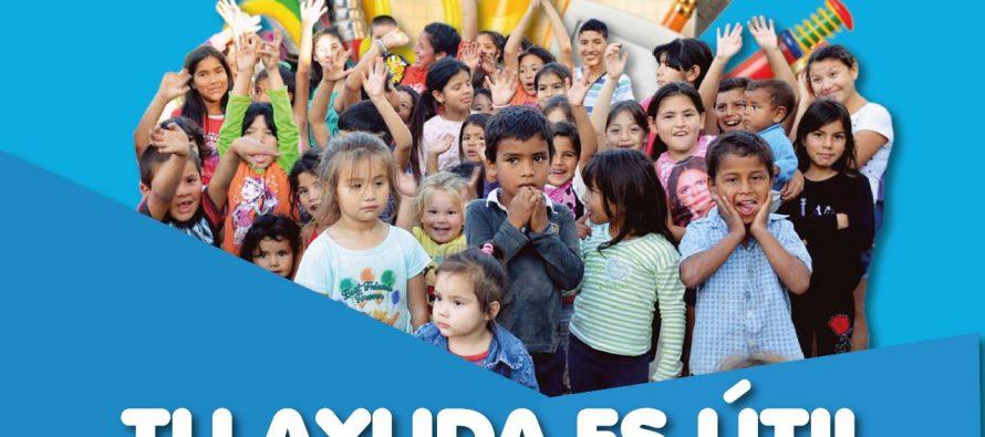 [Chaco] Barrios de Pie impulsa colecta nacional de útiles escolares