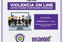 [Santa Fe] 29/11 Presentación Informe Violencia On Line
