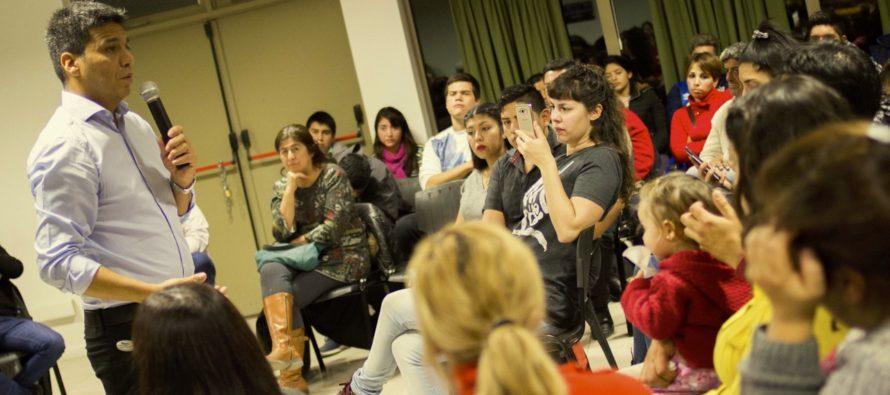 """[Neuquén] Jesús Escobar: """"Voy a proponer al Congreso que se mantenga la tarifa diferencial para Neuquén"""""""