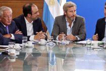 Reunión de los partidos con el ministro Frigerio. Posición de Libres del Sur
