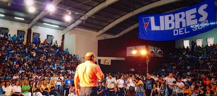 [La Plata] Libres del Sur lanza la pre-candidatura a Presidente de Humberto Tumini