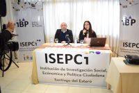 [Santiago del Estero] Presentaron el IBP de Julio
