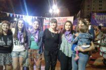 """[San Isidro] Lili Aguirre: """"Los derechos de las mujeres siguen siendo vulnerados"""""""
