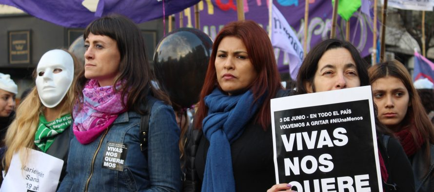 [San Isidro] Las mujeres paramos para exigir igualdad de derechos y oportunidades