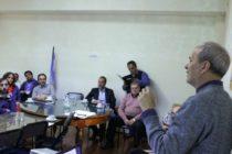 [Mendoza] Senadores analizan junto al Dr Ricardo Villalba las consecuencias del cambio climático