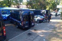 Las autoridades del INTI pretenden impedir con la Policía que se realice Tecno INTI