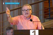 Isaac Rudnik: ISEPCi en la audiencia pública por el aumento del gas