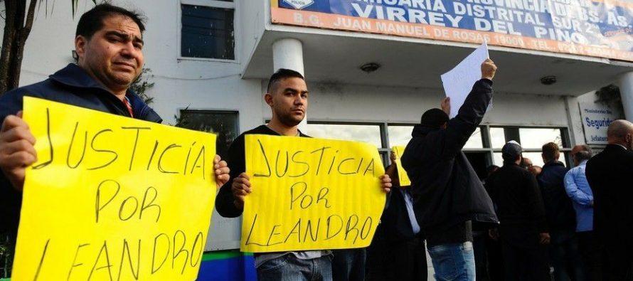 [La Matanza] Justicia por Leandro Alcaraz