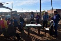"""[Neuquén] Jesús Escobar: """"Estamos gestionando agua para Las Parcelas en Centenario"""""""