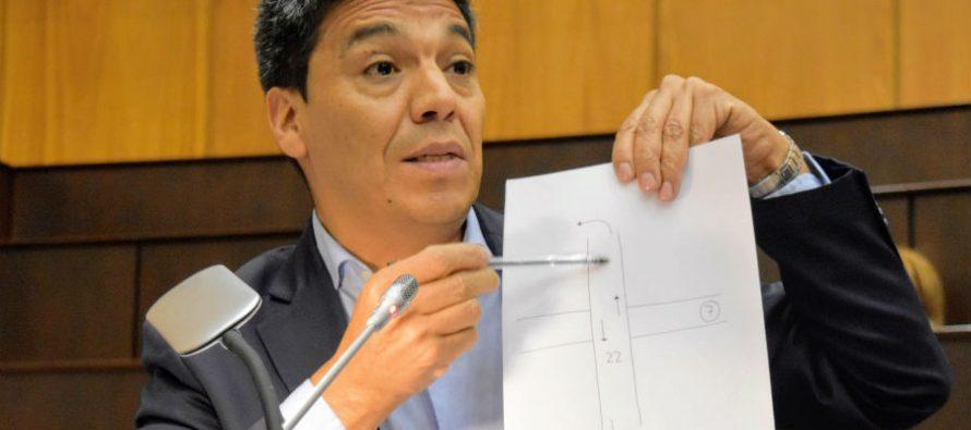 """[Neuquén] Escobar: """"Hay que finalizar las obras inconclusas de la ruta 7 para prevenir accidentes"""""""