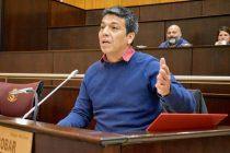 """[Neuquén] Jesús Escobar: """"El EPAS debe revisar el aumento de la tarifa de agua"""""""