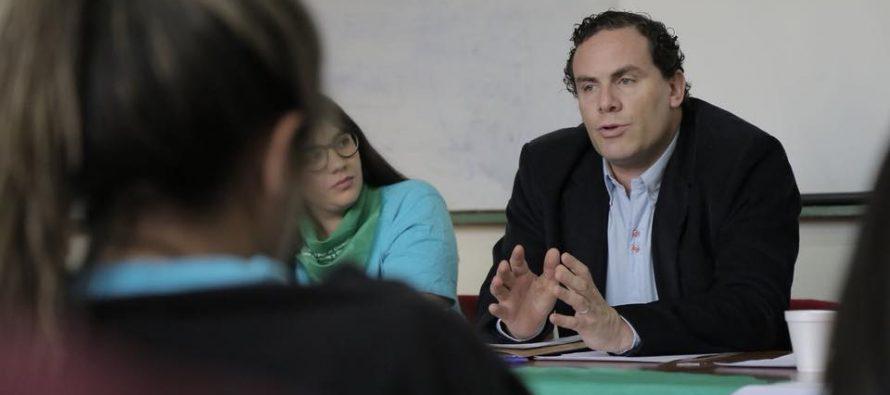 """[San Luis] Joaquin Mansilla:""""El aborto es una realidad y la penalización no sirve""""."""