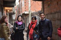 [CABA] Los candidatos de 1País en la Ciudad visitaron la villa 21-24