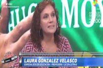[CABA] Laura Velasco en Intratables por la marcha del #21F