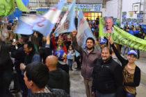 [Neuquén] Cierre de campaña Peressini y Lista 40 Libres del Sur