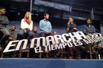 [La Plata] En Marcha realizó su primer acto local