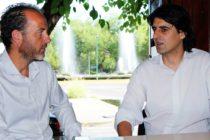 [Mendoza] Mancinelli se reunió con Alejandro Verón, nuevo director de Contingencias del Gobierno