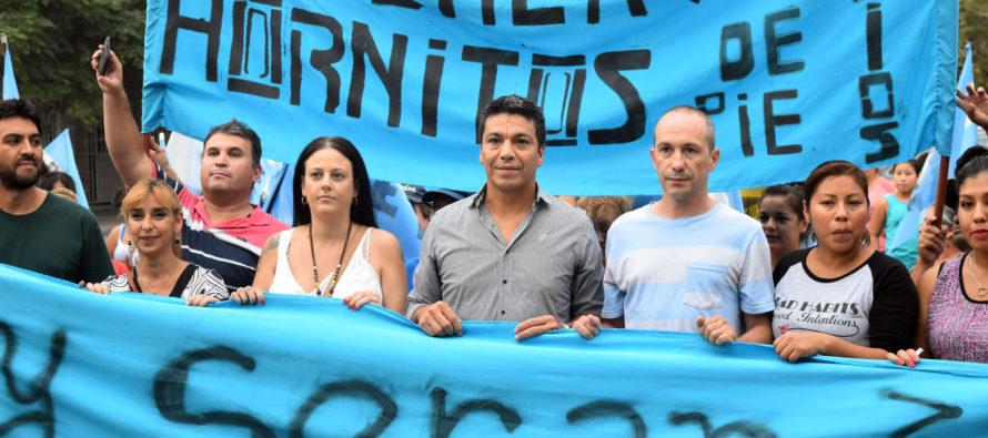 """[Neuquén] Jesús Escobar: """"Reivindicamos la democracia para construir una sociedad mejor"""""""