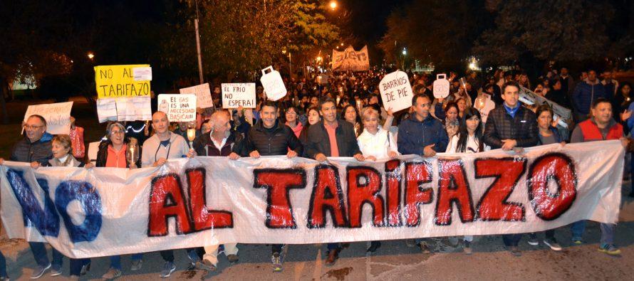"""[Neuquén] Jesús Escobar: """"Debemos y podemos frenar el tarifazo"""""""