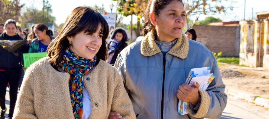 [Santiago del Estero] Marianella Lezama Hid, nueva concejala de Libres del Sur